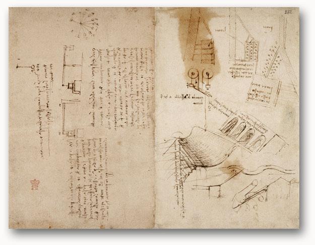 Codex Arundel Leonard de Vinci
