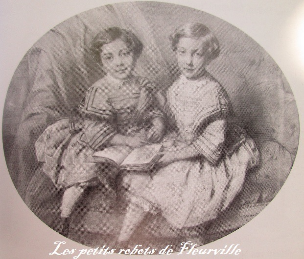 Camille et Madeleine de Malaret